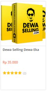 dewa selling