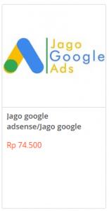 jago google adsense
